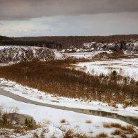Река Золотой Китат :: Cергей Александров