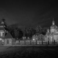 Деревянный храм :: Artem Zelenyuk