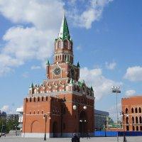 Копия Спасской башни :: Елена Смолова