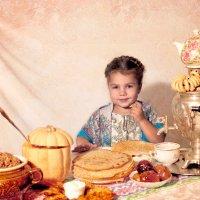 чаепитие :: Тася Тыжфотографиня