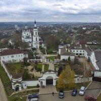 Малоярославец. Николо-Черноостровский монастырь :: Николай