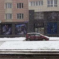 снег :: Евгений Вяткин