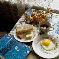 Английский завтрак. :: leonid kononov