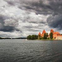 Тракайский замок :: Александр Афромеев
