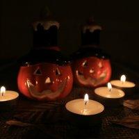 со свечами :: оксана