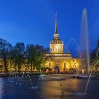 Адмиралтейство. Санкт-Петербург :: Ростислав Бычков