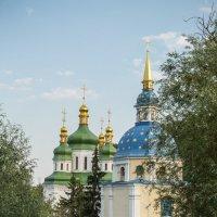 Выдубиций монастырь :: Александр Клочков