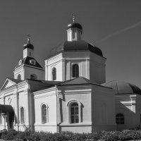 Церковь в честь Покрова Пресвятой Богородицы :: Елена Миронова