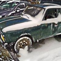 Дыхание зимы :: Константин Николаенко