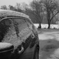 25 окт. Первый снег 4 :: Юрий Бондер