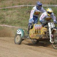 Мотокросс с коляской :: Андрей .