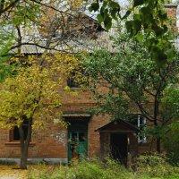 Осень в трущобах :: Константин Бобинский