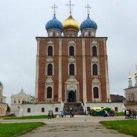 Успенский кафедральный собор 17 века. Рязань. :: Татьяна