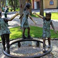 Скульптура детей :: Татьяна Пальчикова