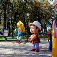 Детский парк :: Татьяна Пальчикова