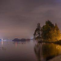 Туманное отражение :: Алексей Соминский