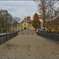 Хотьково, октябрь :: Дмитрий Анцыферов