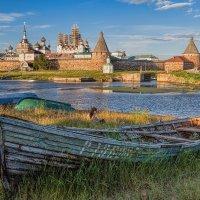 Соловецкий монастырь :: Igor Antipov