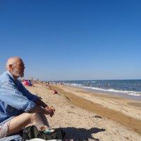 """Вариация на тему """"Старик и море""""... :: Алекс Аро Аро"""