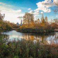 Октябрь.Осень.......... :: Александр Селезнев