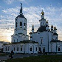 Томский Богородице-Алексеевский монастырь :: Oksana