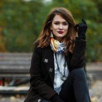 Прогулка :: Ekaterina Tumeneva