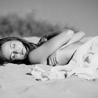 Песчаная постель :: Елена Нор