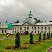 Монастырь Александра Свирского. :: Олег Попков