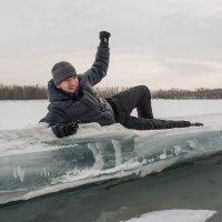 Ледниковый привет. :: юрий Амосов