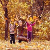 Осень :: Екатерина Кузнецова