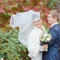 Осенняя свадьба :: Наталья Жукова