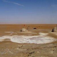 Солончаки Сахары :: Чария Зоя