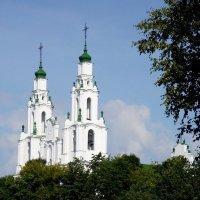 Храм в Полоцке! :: Андрей Буховецкий