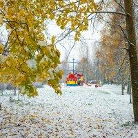 Снег в октябре 11 :: Виталий