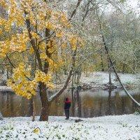 Снег в октябре 8 :: Виталий