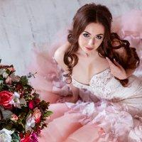 Розовые мечты :: Наталья Кирсанова