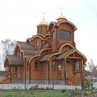 Москва. Церковь Марии Магдалины в Южном Бутово. :: Александр Качалин