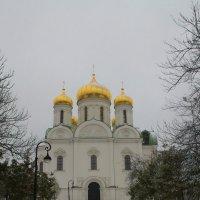 Октябрьское заснежье.... :: Tatiana Markova