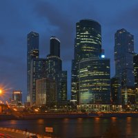 Москва-Сити :: Alex