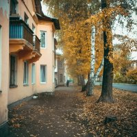 Старая улица :: Вячеслав Баширов