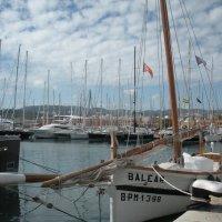 В  порту  Palma de Mallorca ( Майорка ) :: Виталий Селиванов