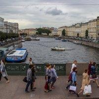Город живет :: Elena Ignatova