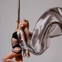 Красота на пилоне :: Светлана Орешко