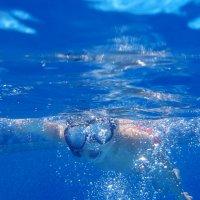 """Подводная часть серии """"Отпуск - это маленькая жизнь"""":) :: Дарья Казбанова"""