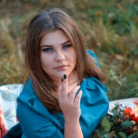 Девушка :: Татьяна Якушева
