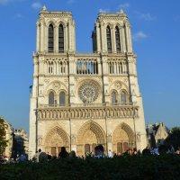Собор Парижской Богоматери :: Радий Тен