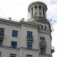 Дом 17 по Тверской :: Дмитрий Никитин