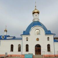 Москва. Церковь Илии Пророка в Качалове :: Александр Качалин