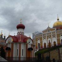 Иверский женский монастырь :: марина ковшова