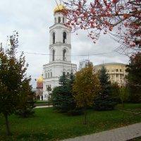 Часовня Иверского женского  монастыря :: марина ковшова
